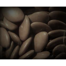 Dragées chocolat taupe