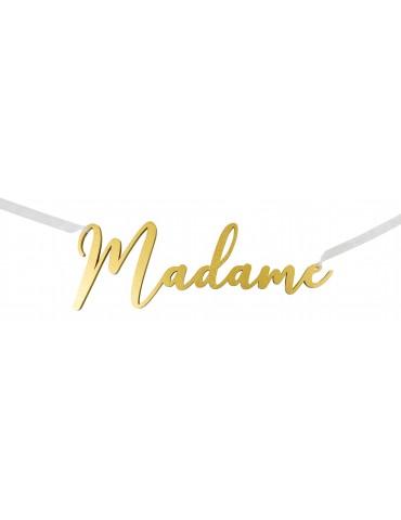 """MADAME"" DECO CHAISE"